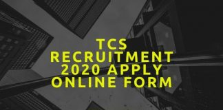 TCS Recruitment 2020